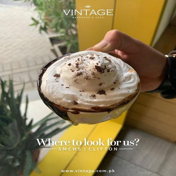 Vintage Cafe Location Menu Reviews Contact Number Karachi