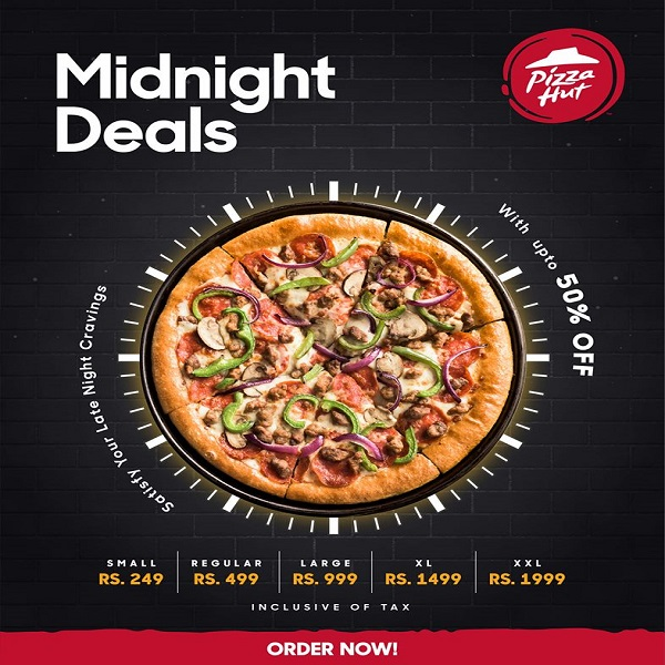 Pizza Hut Location Menu Reviews Contact Number Lahore