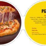 Emly Chilli Pizza Menu