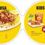 Emly Chilli Khausa Kids Meal Menu