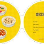 Emly Chilli Food Desserts Menu