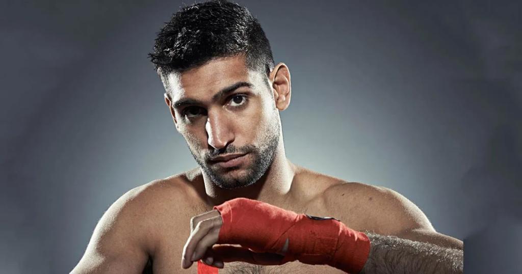 Amir khan - Most Popular Sportsmen Pakistan