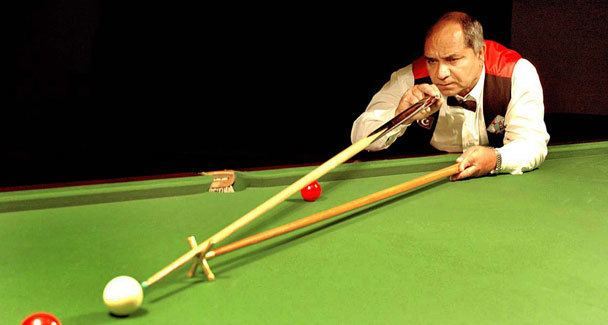 MUHAMMAD YOUSUF - SNOOKER PLAYER