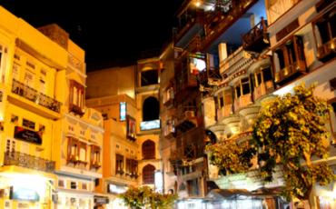 food streets in pakistan