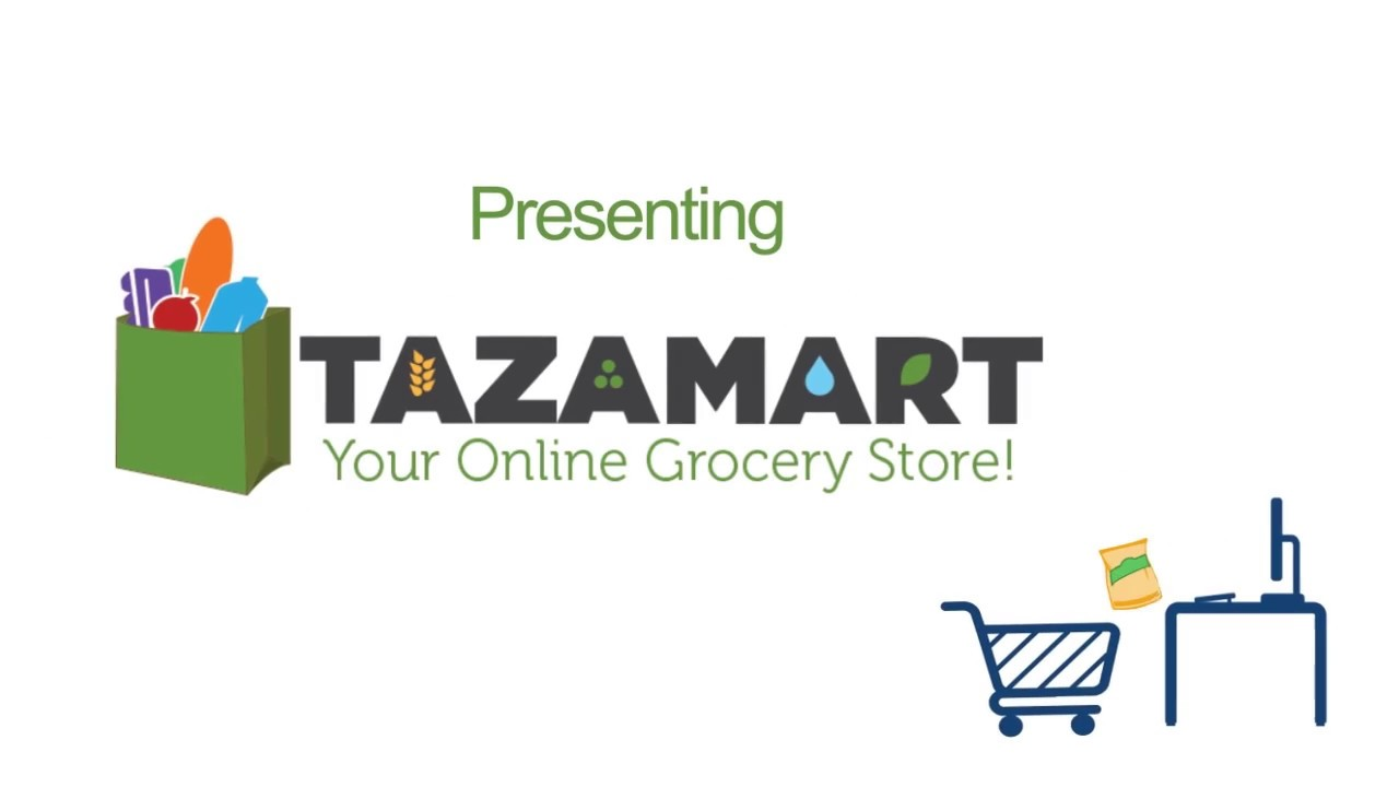 TAZAMART-online grocery store in Karachi