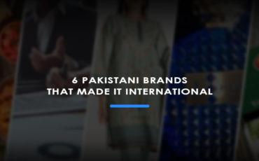 6 Pakistani Brands That Made it International