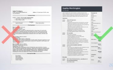 The Best Way to Present Your CV