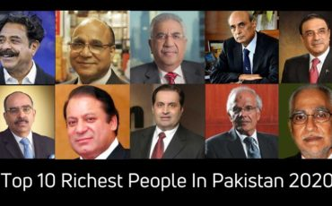 Top richest people in Pakistan